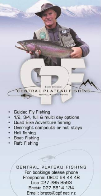FLY FISHING OPTIONS
