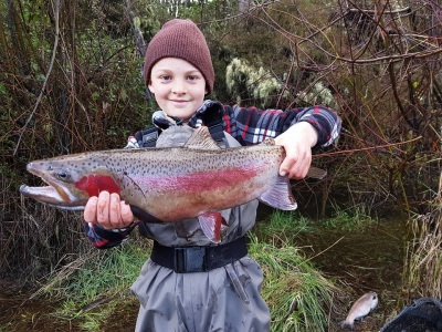 Hiring Fishing Charters For Trout Fishing Lake Taupo